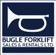 Bugle Forklift logo
