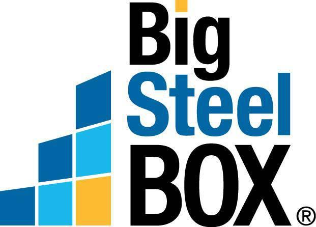 Big Steel Box logo